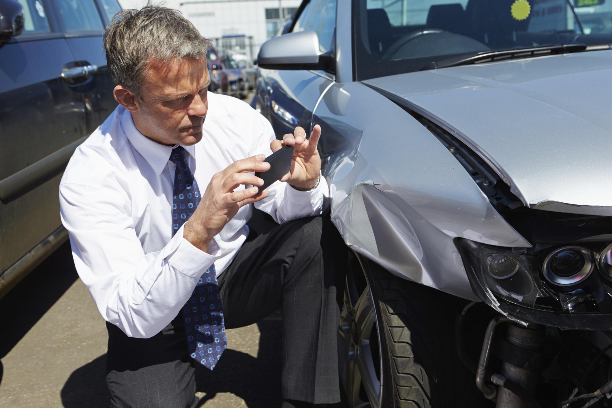 kaza fotoğrafı