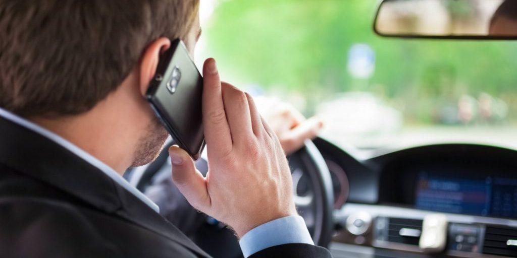 telefonla araç kullanımı